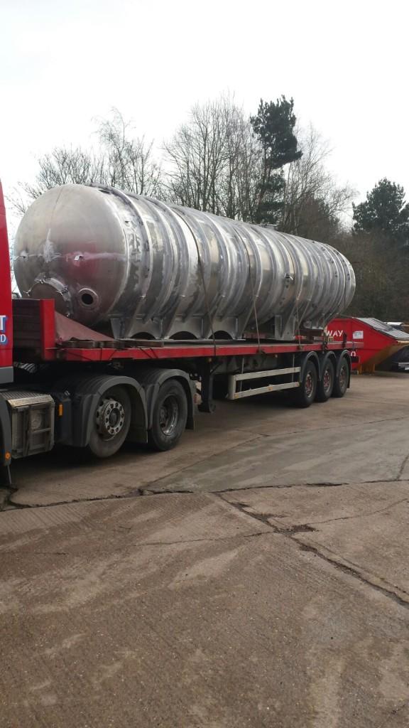 Haulage Services | Machinery & Steel Storage | West Midlands, UK