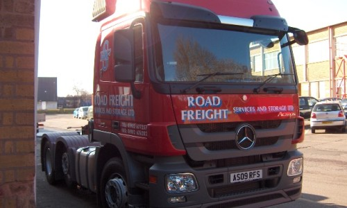 new actros 002
